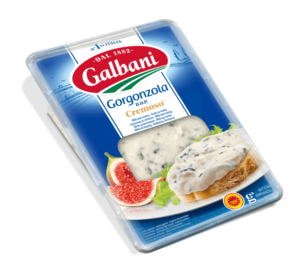 Gorgonzola Cremoso 200g D.O.P.  Galbani