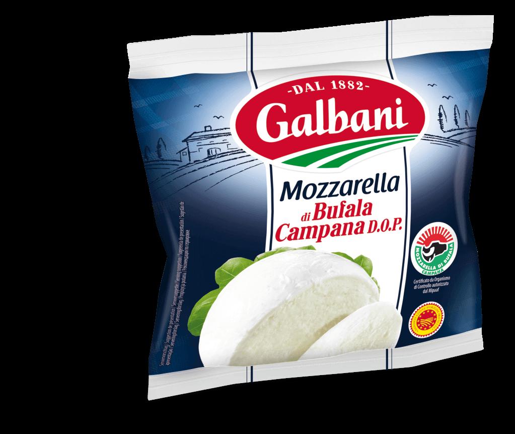 Mozzarella di Bufala Campana D.O.P. 125g Galbani