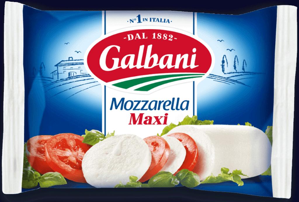 Mozzarella Maxi 250g Galbani