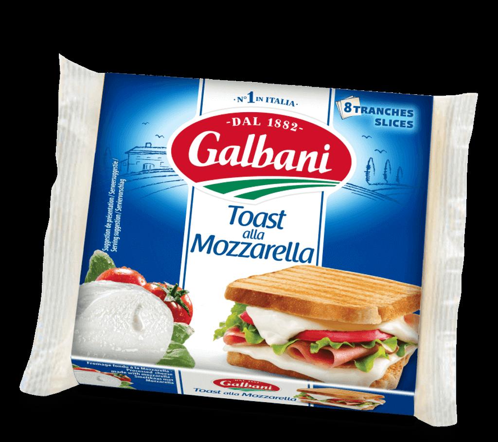 Toast alla Mozzarella 150g Galbani
