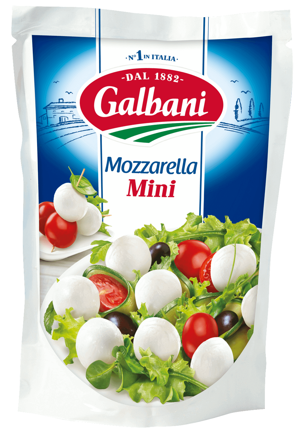 Mozzarella Mini 150g Galbani