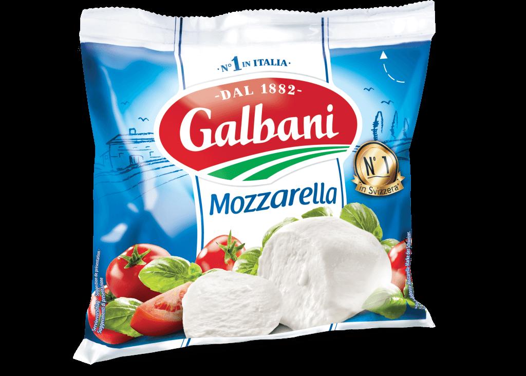Mozzarella 150g Galbani