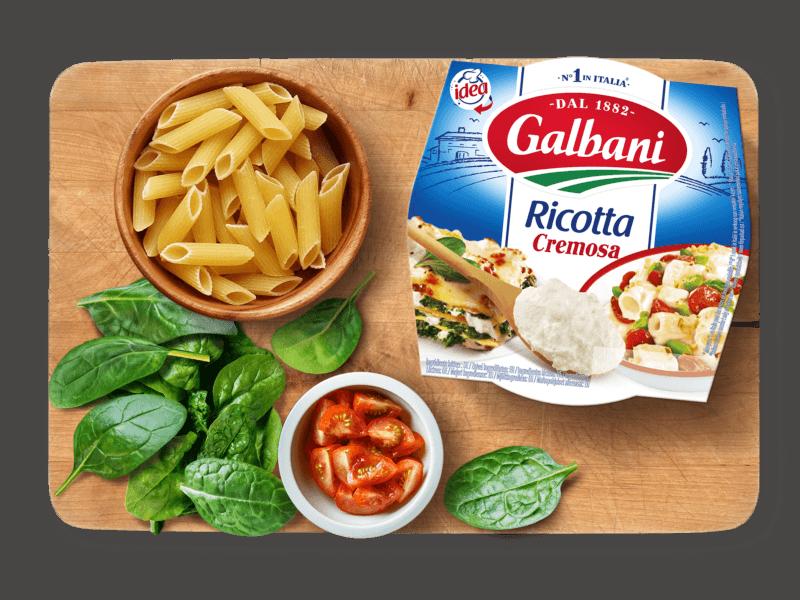 Galbani Ricotta, 250g in situ