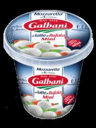 Mozzarella di latte di Bufala Mini 150g Galbani