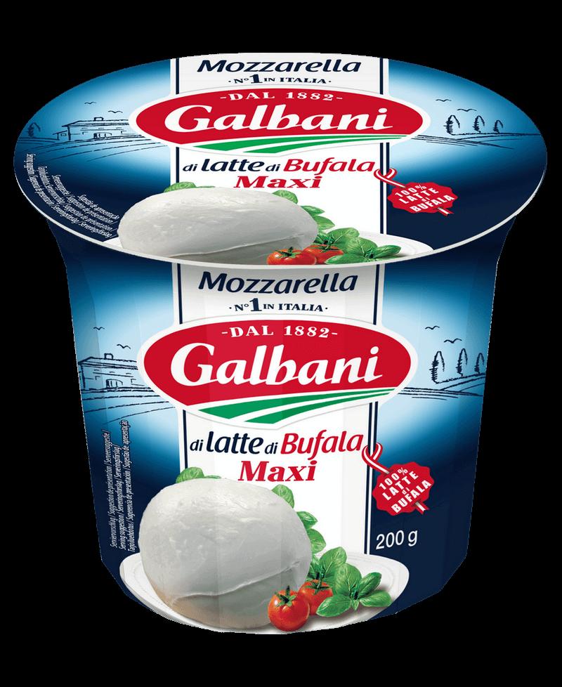 Galbani Mozzarella di latte di Bufala Maxi,  200g
