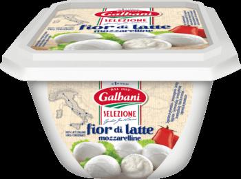 Mozzarelline Fior di Latte 25g x 8 Galbani Selezione