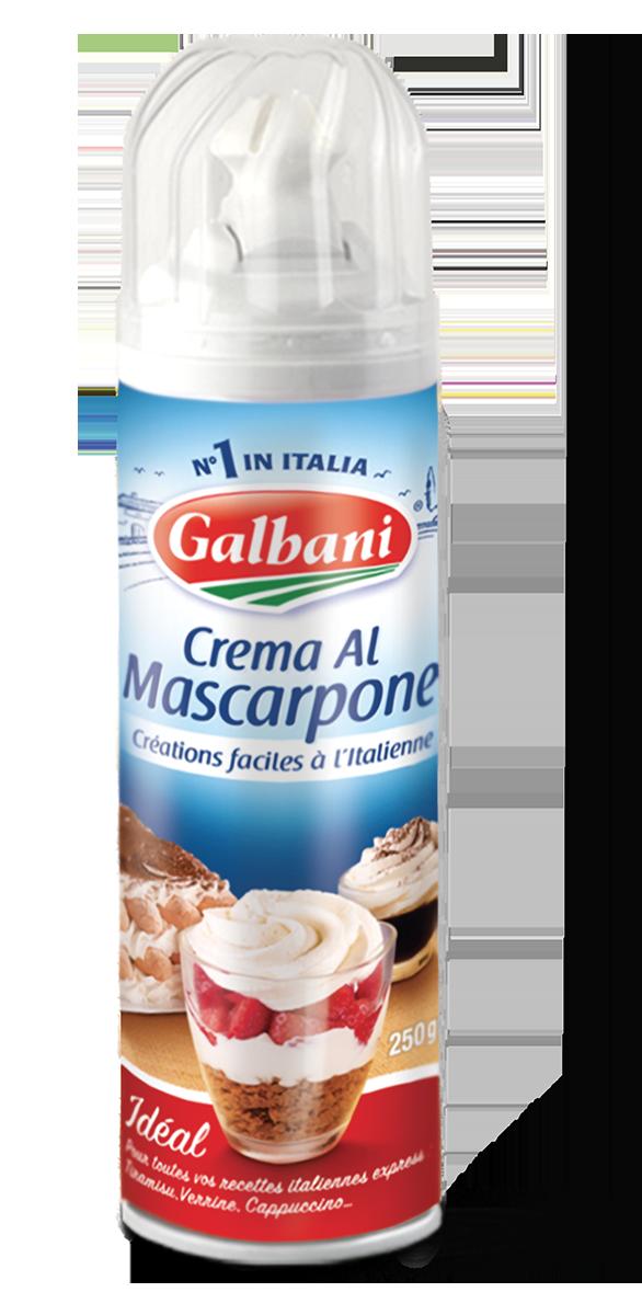 Galbani Crema al Mascarpone, 250g